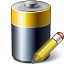 Battery Edit Icon 64x64