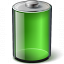Battery Green Icon 64x64