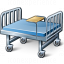 Bed Icon 64x64