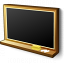 Blackboard Empty Icon 64x64