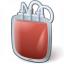 Blood Bag Icon 64x64