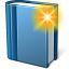 Book Blue New Icon 64x64