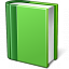 Book Green Icon 64x64