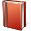 Book Red Icon 64x64