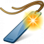 Bookmark Blue New Icon 64x64