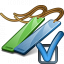 Bookmarks Preferences Icon 64x64