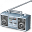 Boombox Icon 64x64