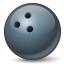 Bowling Ball Icon 64x64