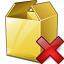 Box Delete Icon 64x64
