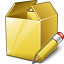 Box Edit Icon 64x64
