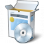 Box Software Icon 64x64