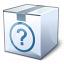 Box White Surprise Icon 64x64
