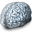 Brain Icon 64x64