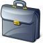 Briefcase Icon 64x64