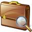 Briefcase 2 View Icon 64x64
