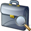 Briefcase View Icon 64x64