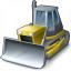 Bulldozer Icon 64x64