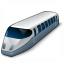 Bullet Train Icon 64x64