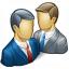 Businessmen Icon 64x64