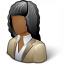 Businesswoman 2 Icon 64x64