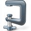 C Clamp Icon 64x64