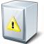 Cabinet Warning Icon 64x64