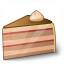 Cake Slice Icon 64x64