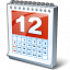 Calendar Icon 64x64