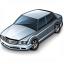 Car Sedan Grey Icon 64x64