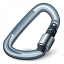 Carabiner Icon 64x64