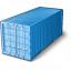 Cargo Container Icon 64x64