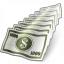 Cash Flow Icon 64x64