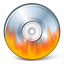 Cd Burn Icon 64x64