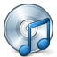Cd Music Icon 64x64