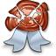 Certificate Broken Icon 64x64