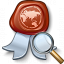 Certificate View Icon 64x64