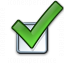 Checkbox Icon 64x64