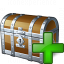 Chest Add Icon 64x64