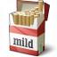 Cigarette Packet Icon 64x64