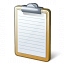 Clipboard 2 Icon 64x64