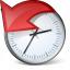 Clock History Icon 64x64