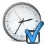 Clock Preferences Icon 64x64