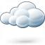 Cloud Icon 64x64