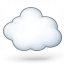 Cloud Computing Icon 64x64