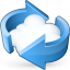 Cloud Computing Refresh Icon 64x64