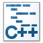 Code Cplusplus Icon 64x64