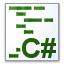 Code Csharp Icon 64x64