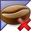 Coffee Bean Enterprise Delete Icon 64x64