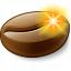 Coffee Bean New Icon 64x64