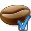 Coffee Bean Preferences Icon 64x64